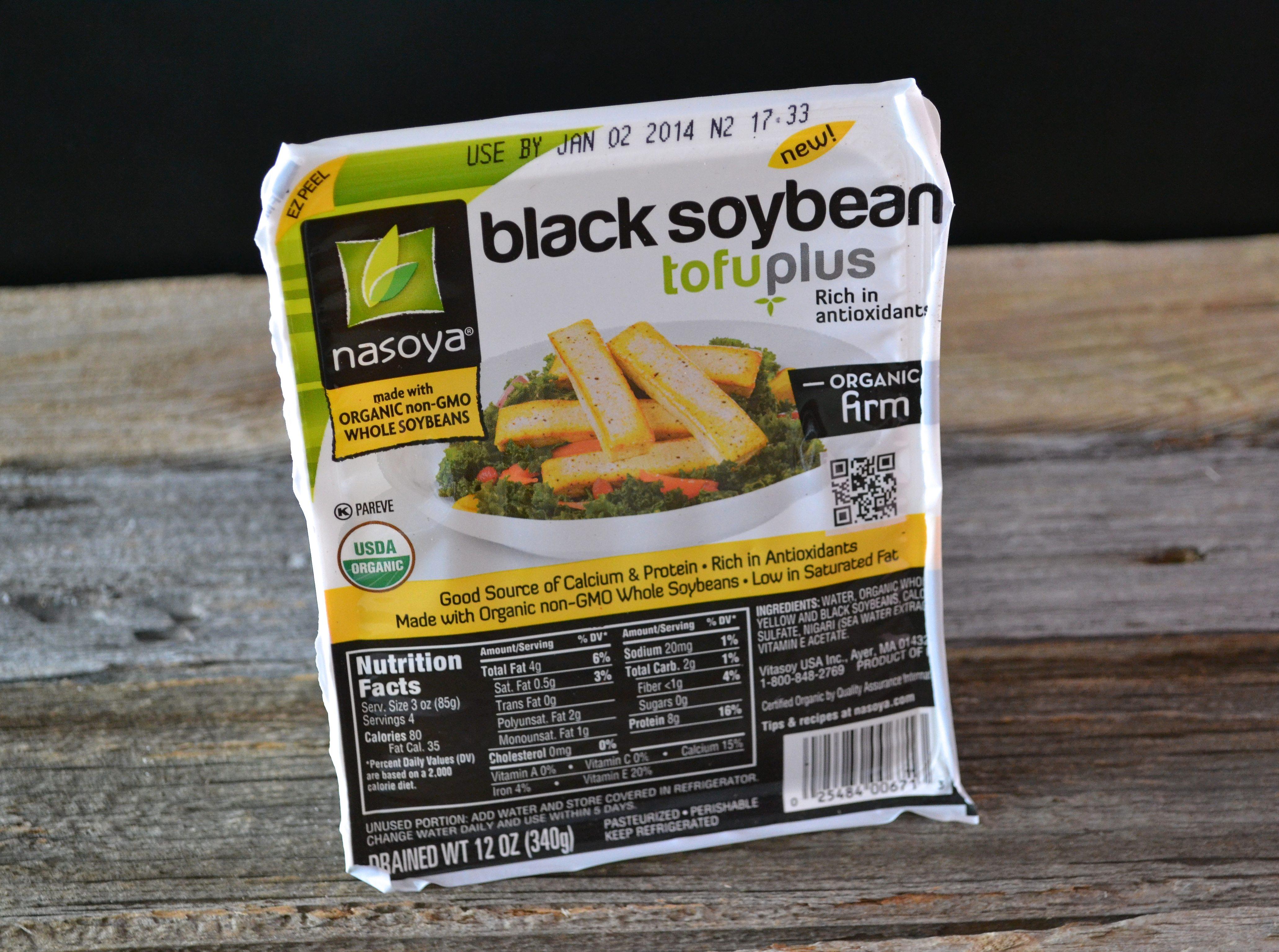 Black Soybean Tofu