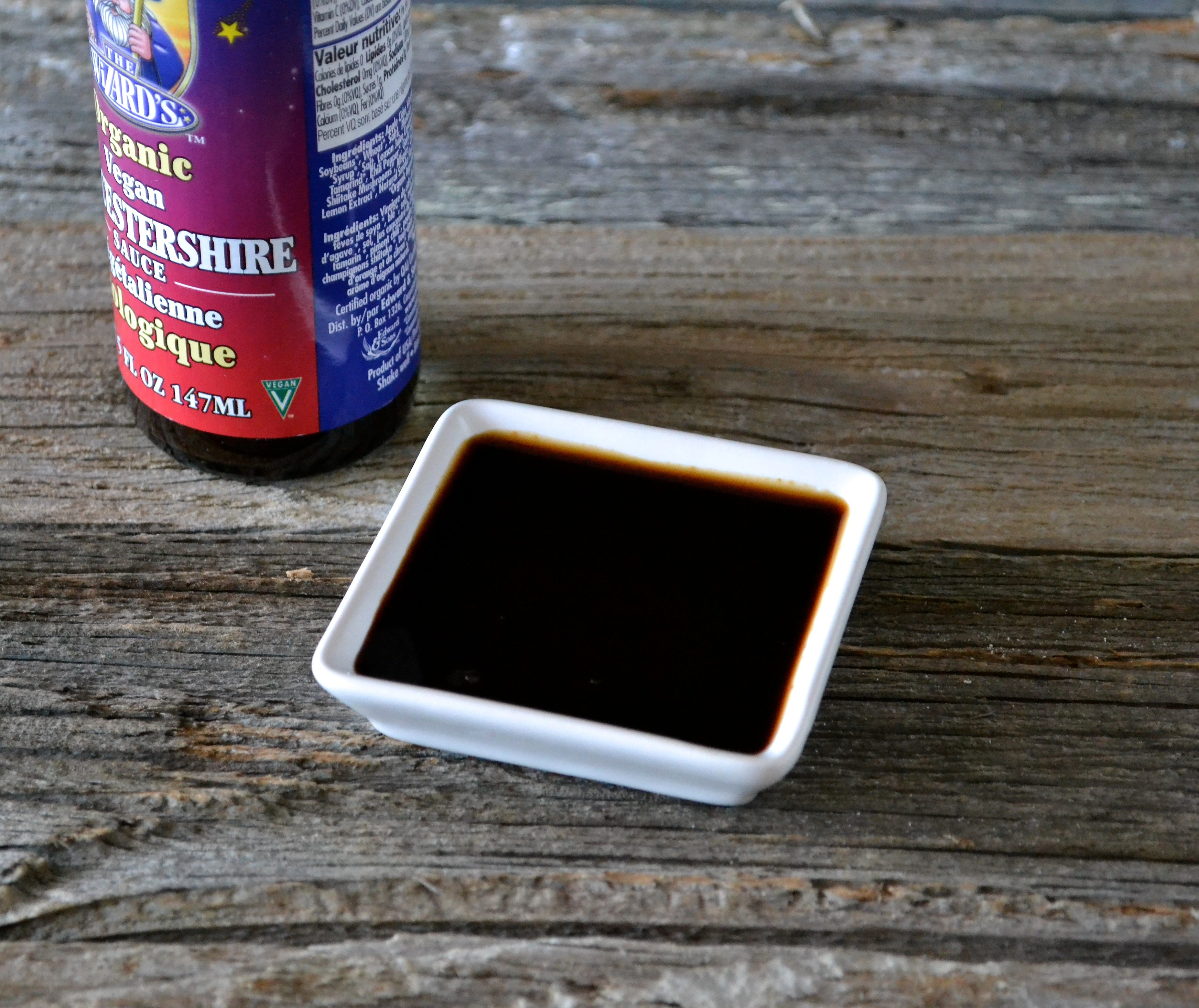 Vegan Worchestershire Sauce