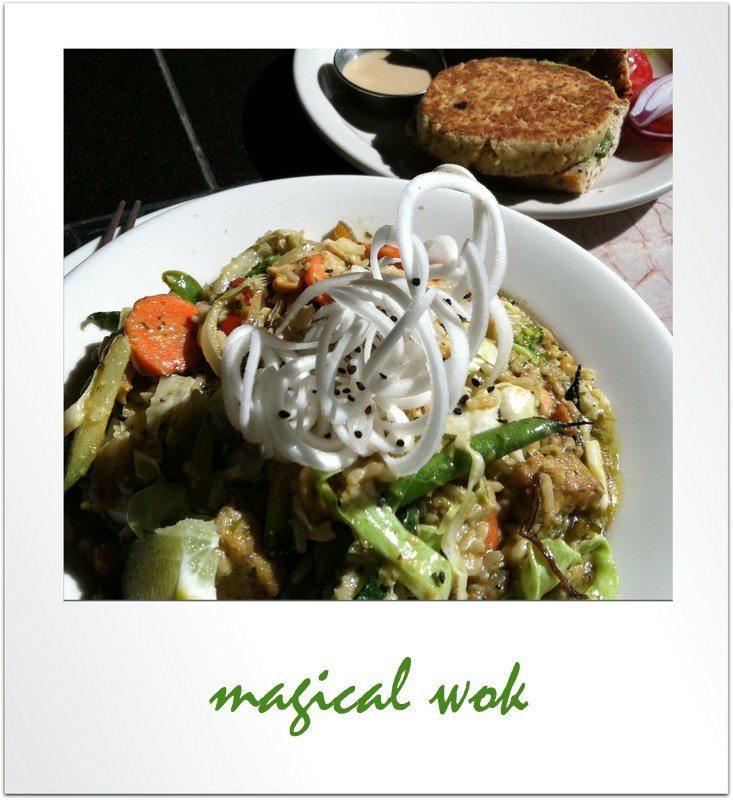 Magical Wok