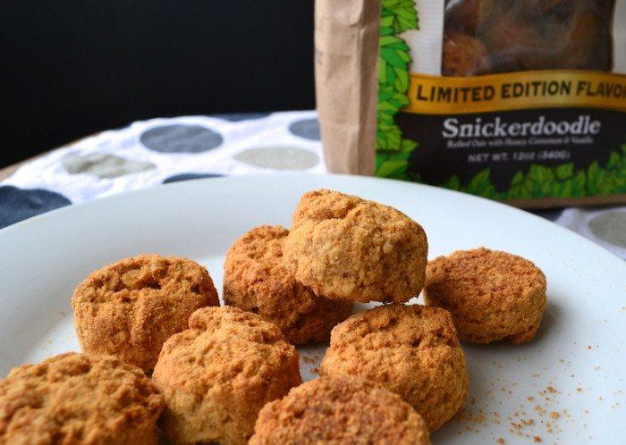 Dog Snickerdoodles Snacks An Unrefined Vegan