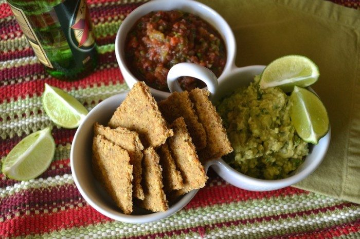 Parmesan Pita Chips An Unrefined Vegan