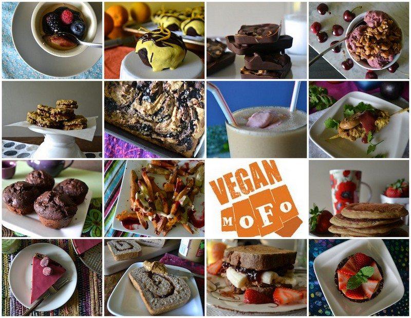 Mofo Recipes Collage