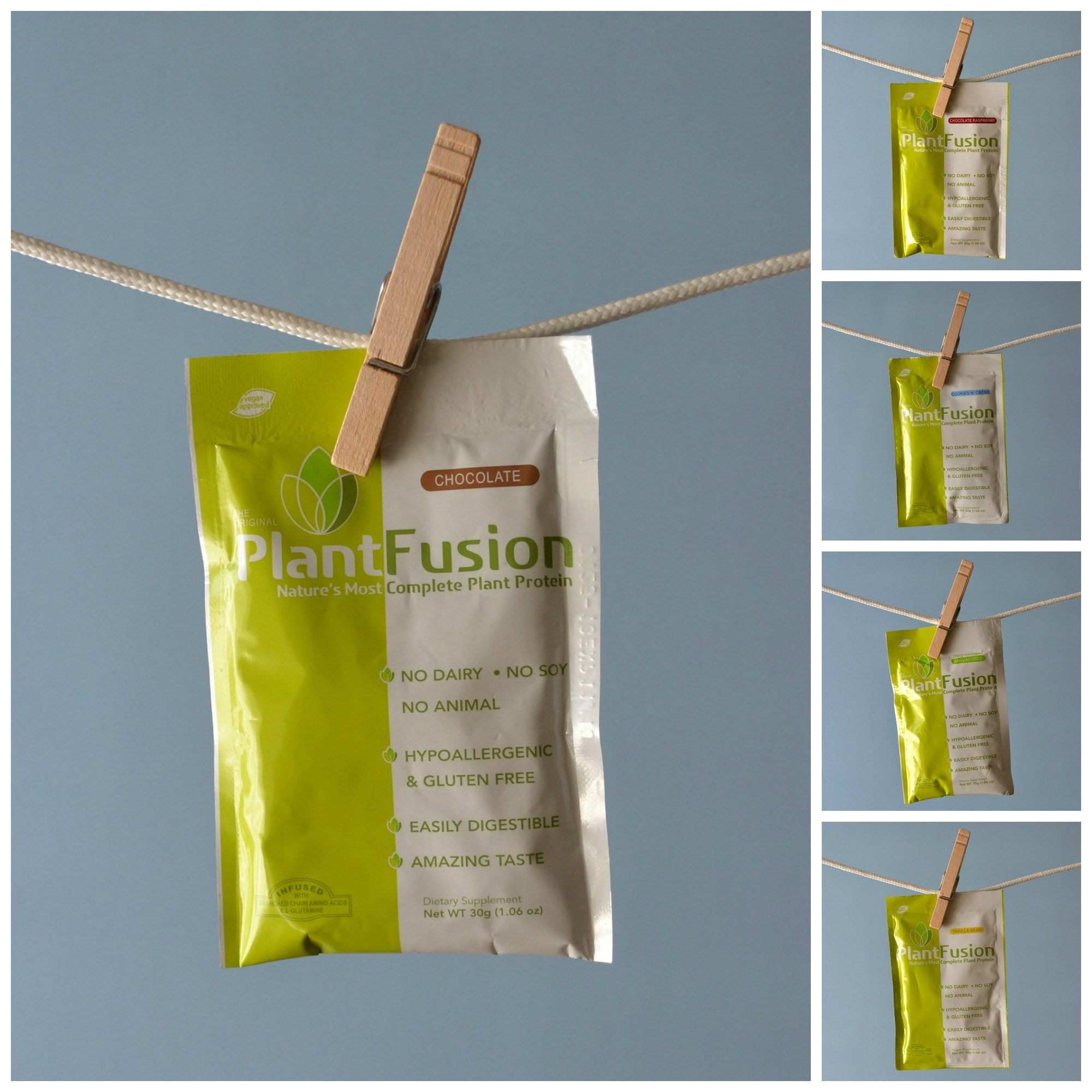 Plant Fusion Packets