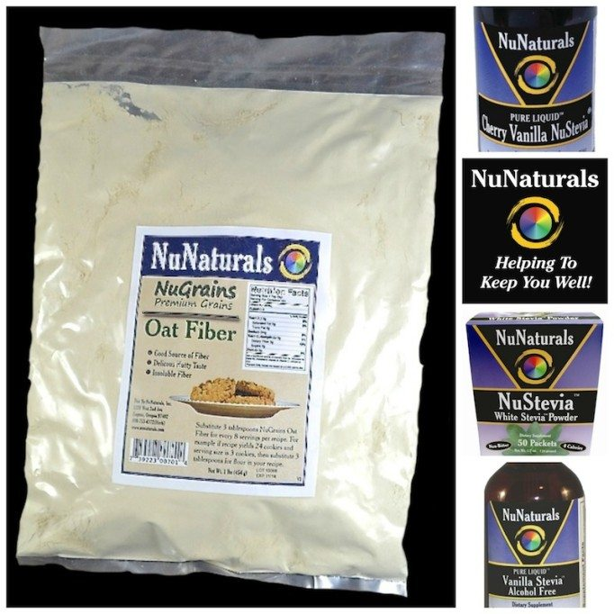 NuNaturals Products