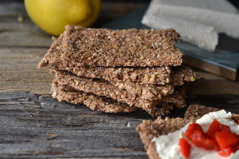 Raw Black Bread An Unrefined Vegan