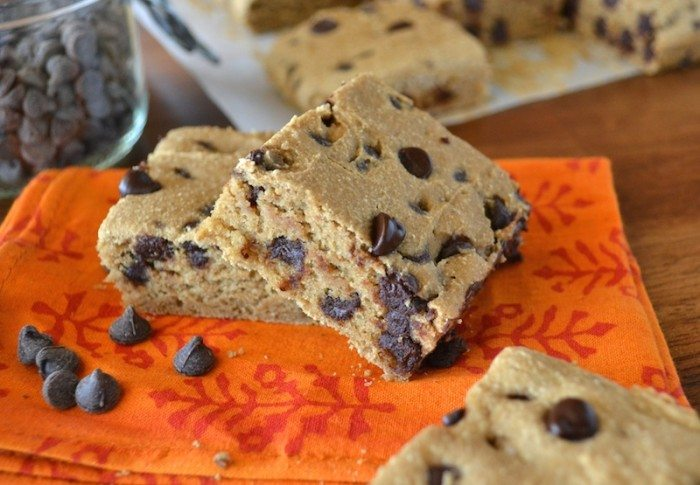 Blondies with Roots An Unrefined Vegan