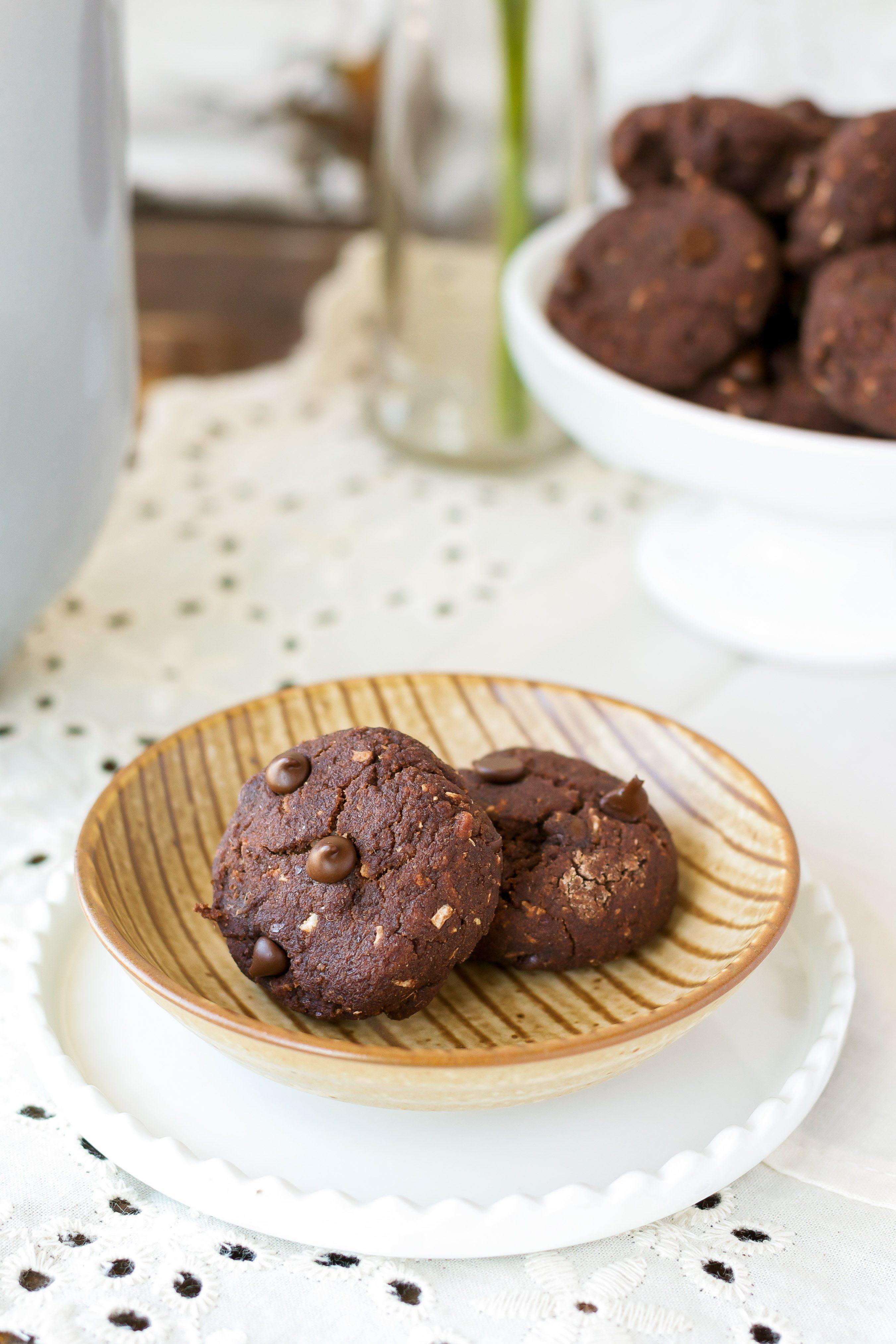 GF & Sugar-free Fudgey Brownie Bites An Unrefined Vegan