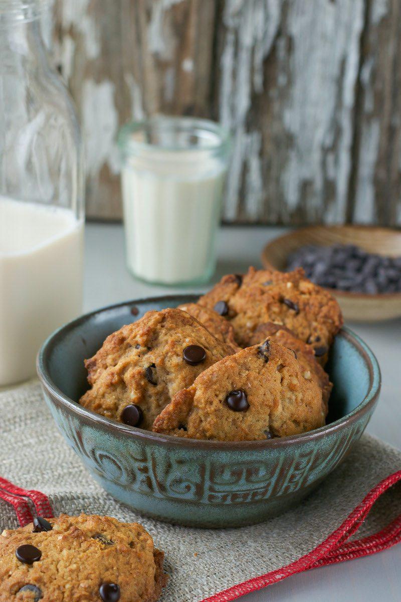 Chocolate Chip Cookies An Unrefined Vegan