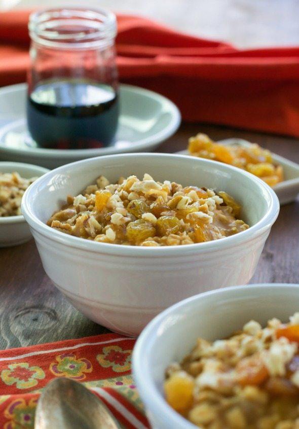 Pumpkin Spice Oatmeal An Unrefined Vegan