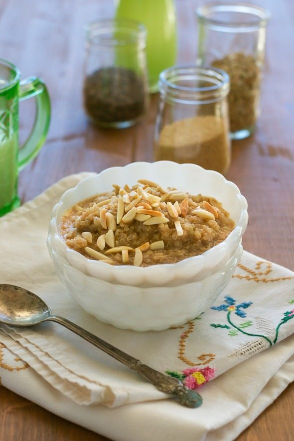Chai Power Cereal An Unrefined Vegan