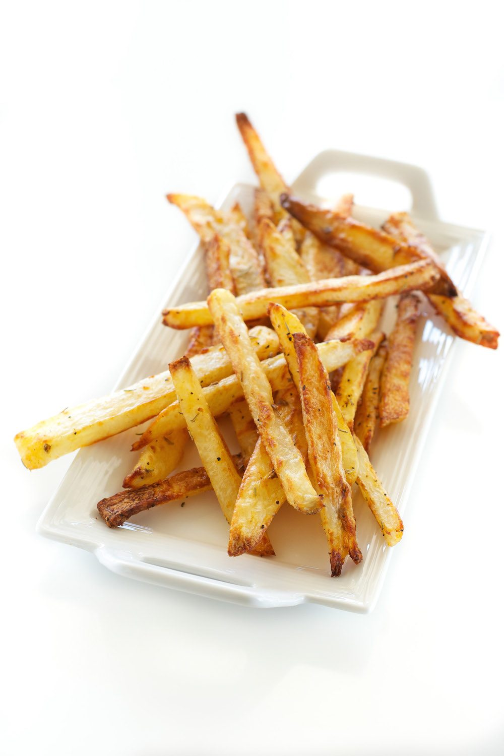Oven-baked French Fries An Unrefined Vegan