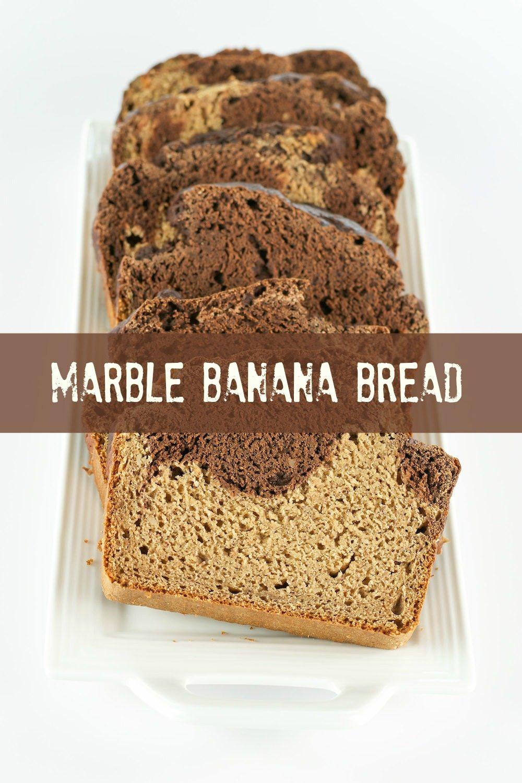 Marble Banana Bread An Unrefined Vegan