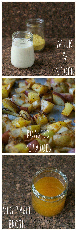 Roasted Potato Soup An Unrefined Vegan