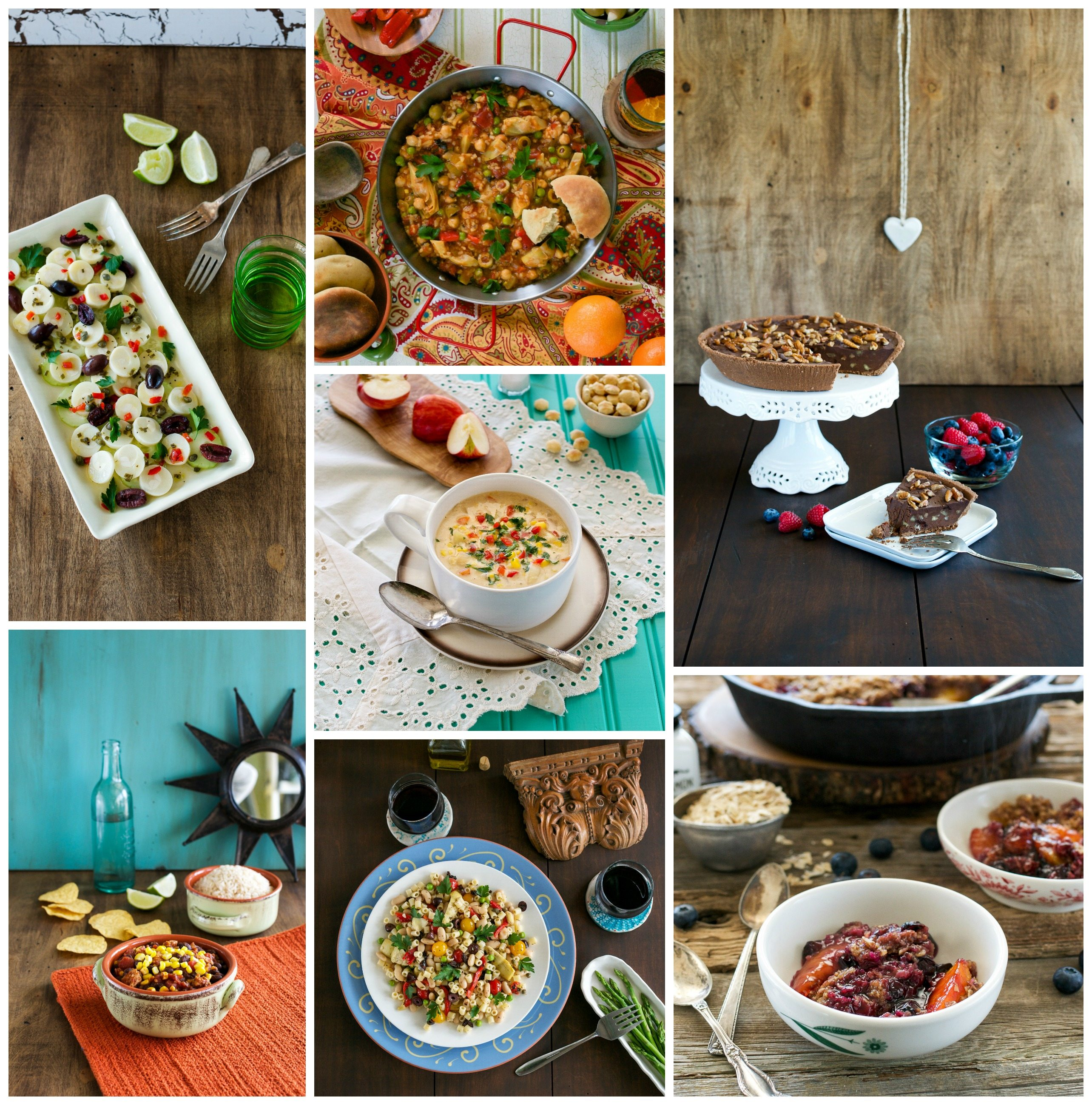 Cook the Pantry Collage