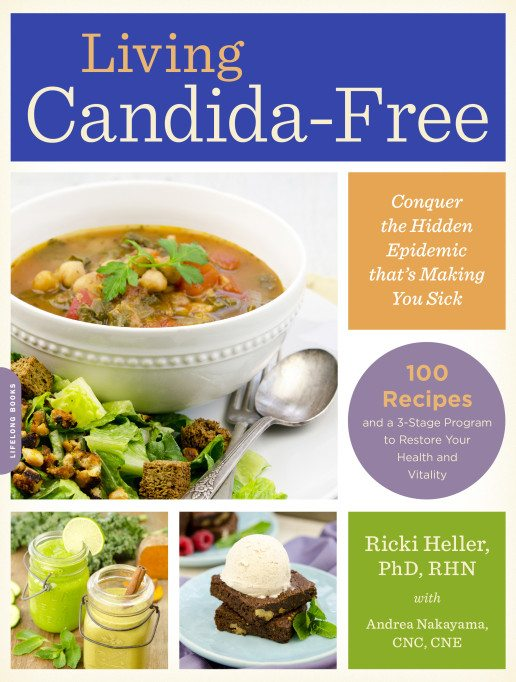 Living Candida-Free by Ricki Heller