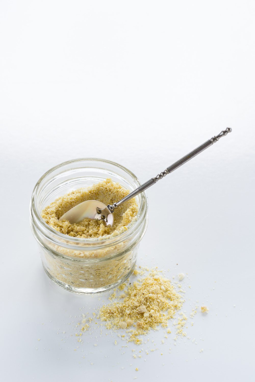 Vegan Parmesan Photo by An Unrefined Vegan