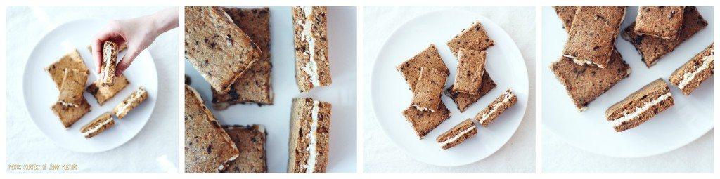 Raw Carrot Cake Photos Courtesy of Jenny Mustard