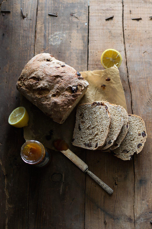 Vegan Lemon Date Loaf by An Unrefined Vegan