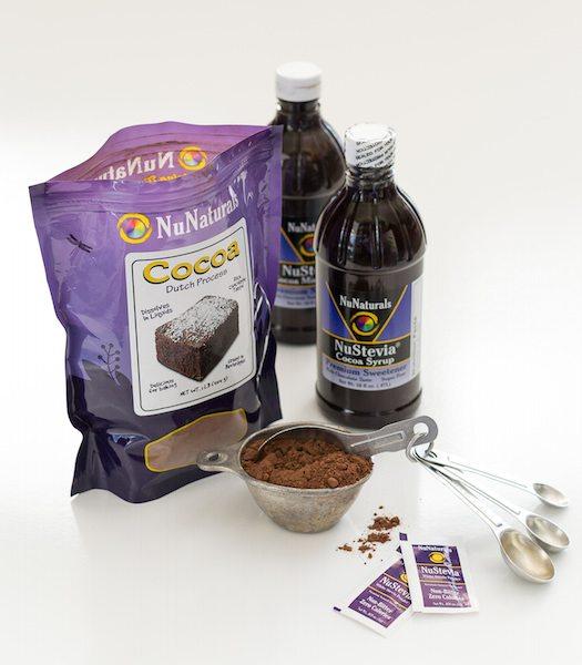 NuNaturals Stevia Products
