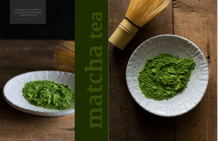 Matcha Tea Chapter from TEAse Me by Annie Oliverio