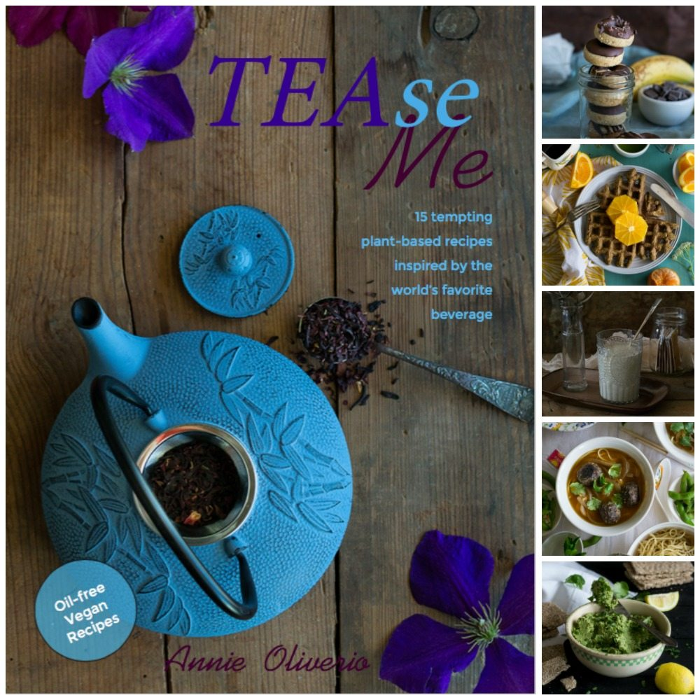 TEAse Me by Annie Oliverio