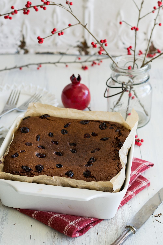 Oil-free Gingerbread by An Unrefined Vegan