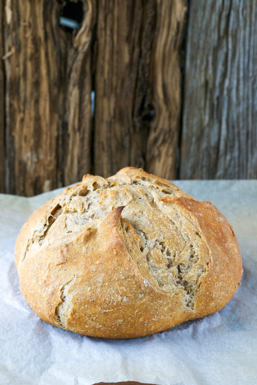 Artisanal Loaf by An Unrefined Vegan